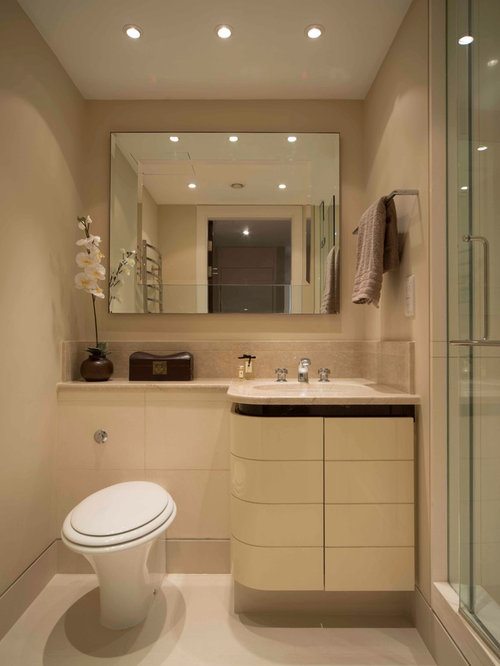 Https Www Houzz Com Recessed Lights For Bathroom