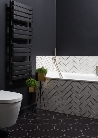 Contemporary Bathroom by Shape London