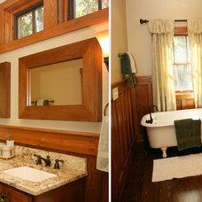 Traditional Bathroom by CarsonSpeer Builders