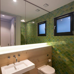 extraordinary lime green bathroom ideas | Lime Green Bathroom Ideas | Houzz