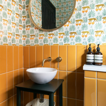 The leopard loo