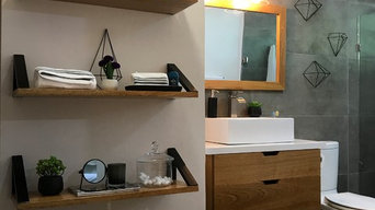 """The """"Less is More"""" Bathroom"""