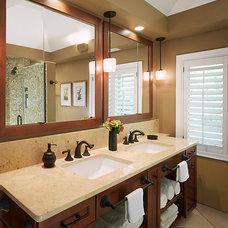 Contemporary Bathroom The Levine Group