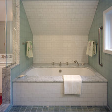 Traditional Bathroom The Levine Group