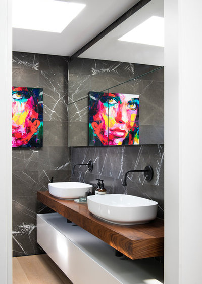 Modern Bathroom by Minosa   Design Life Better
