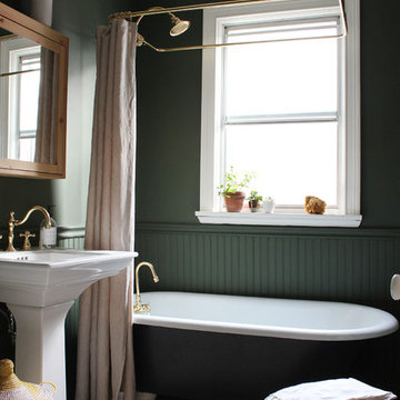 The Marion House Book Bathroom Remodel