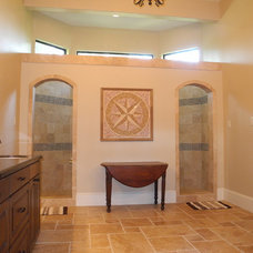 Traditional Bathroom by Charles Todd Helton, Architect