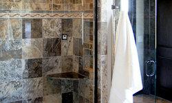 The Meadow Vista House | Master Bathroom