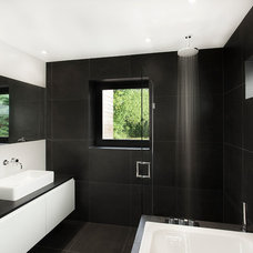 Contemporary Bathroom by AR Design Studio Ltd