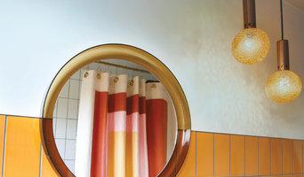 The Mint & Mustard Family Bathroom