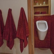 Contemporary Bathroom by Anna Teeples Designs