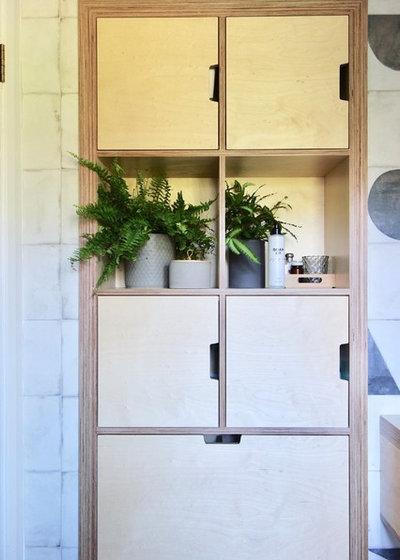 北欧 浴室 by Making Spaces