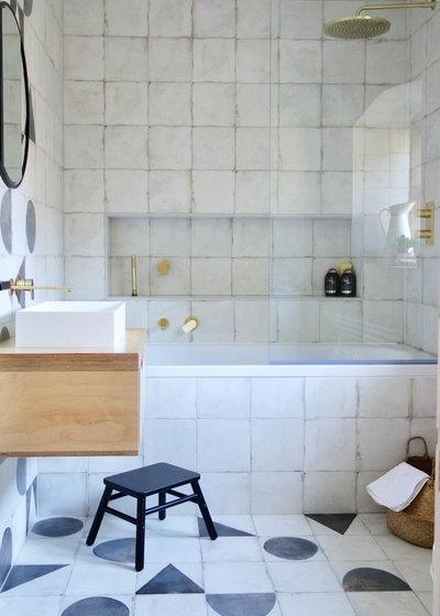 Scandinavian Bathroom by Making Spaces