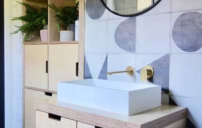 Which Types of Bathroom Storage Do Designers Favour?