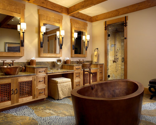 wood flooring in bathrooms spa houzz 21693