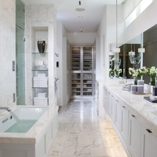 Contemporary Bathroom by Phil Kean Design Group