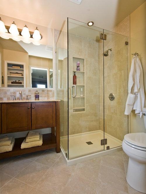 Salle de bain petit budget avec un wc s par photos et for Salle de bain avec wc separe