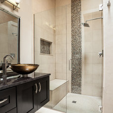 Contemporary Bathroom by Tropicana Homes