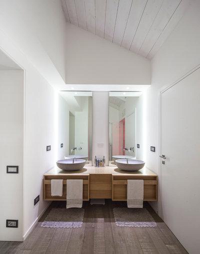 Dove mettere il porta asciugamani - Mobile bagno porta asciugamani ...