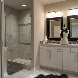 Transitional Vanity Bath Design Ideas Pictures Remodel Decor With Laminate Countertops