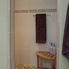 Modern Bathroom by Hamilton-Gray Design, Inc.