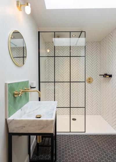 Eclectic Bathroom by Amy Maynard Journalism & PR