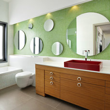 Contemporary Bathroom by Echo Design