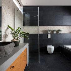 Contemporary Bathroom by Echo Design
