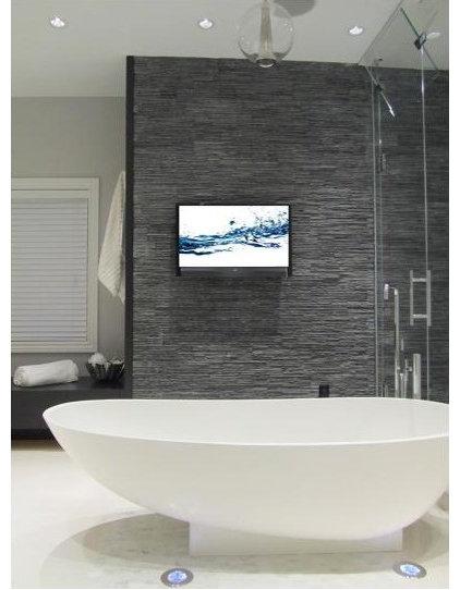 Modern Bathroom by NathalieTremblay - Atelier Cachet