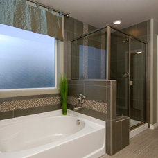 Traditional Bathroom by Reunion Homes