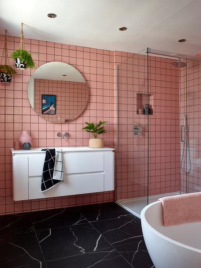 Contemporary Bathroom by Folds Inside Ltd