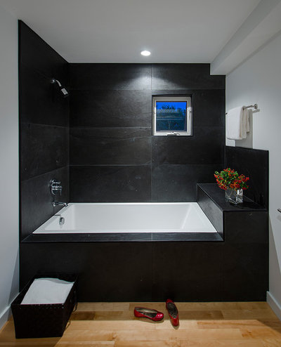 Contemporary Bathroom by Cultivation Design Build