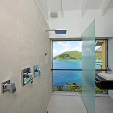Contemporary Bathroom by OBM International
