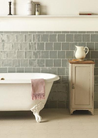 浴室 by The Winchester Tile Company