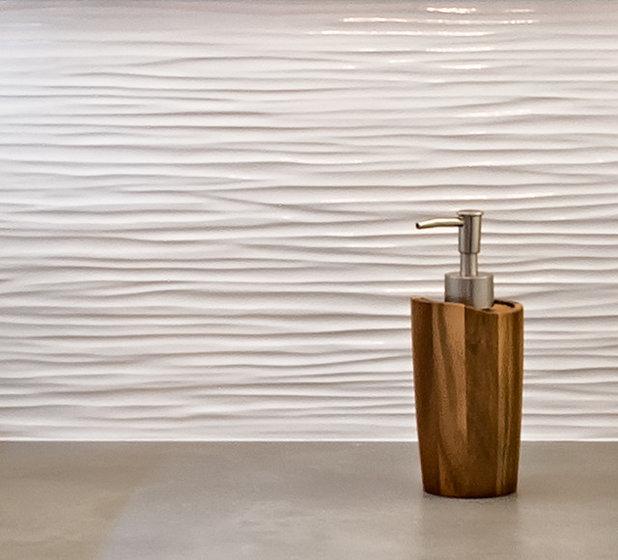 Modern Bathroom by Mantis Design + Build, LLC