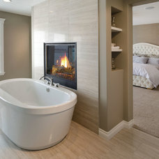 Contemporary Bathroom by Morrison Homes