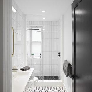 outstanding modern kids bathroom ideas | 75 Beautiful Modern Kids' Bathroom Pictures & Ideas | Houzz