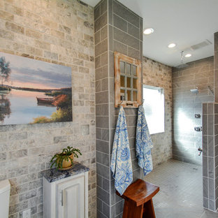 Bathroom - transitional bathroom idea in Phoenix