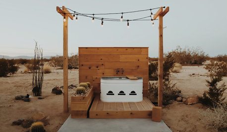 Houzz Tour: A 480-Square-Foot Boho Shack Makes the Desert Cool