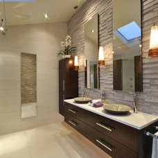 Modern Bathroom by QRS Group