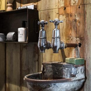 Petite salle de bain romantique : Photos et idées déco de salles de bain