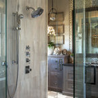 Philharmonic House Of Design Master Bathroom Retreat His