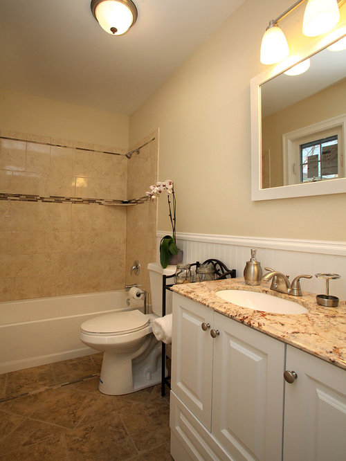 Traditional Fixer Upper Bathroom Design Ideas Remodels Photos