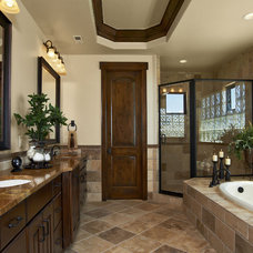 Contemporary Bathroom by Celebrity Communities