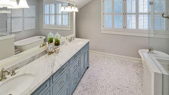 The Veranda Home Master Bath