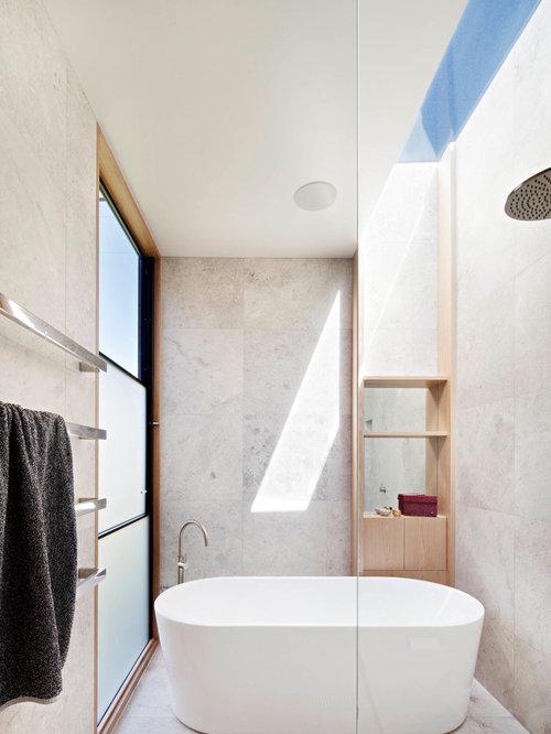75 Modern Bathroom Design Ideas - Stylish Modern Bathroom Remodeling ...