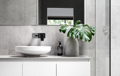 5 Spot-On Bathroom Vanity Areas From This Week's Stories