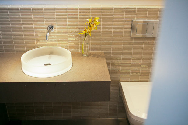 Modern Bathroom by KBC Developments