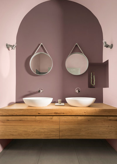Contemporary Bathroom by Dulux