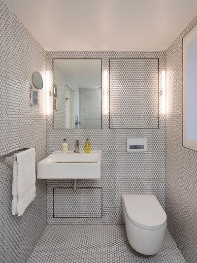 Contemporain Salle De Bain By FeixMerlin Architects